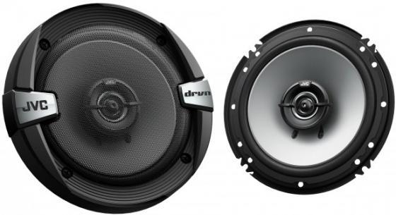 Колонки автомобильные JVC CS-DR162 300Вт 88дБ 4Ом 16см (6дюйм) (ком.:2кол.) коаксиальные двухполосные