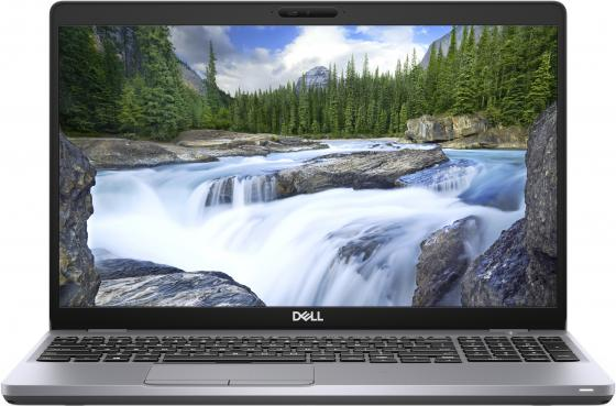 Ноутбук Dell Latitude 5510 Core i5 10210U/8Gb/SSD256Gb/Intel UHD Graphics 620/15.6/WVA/FHD (1920x1080)/Windows 10 Professional/grey/WiFi/BT/Cam ноутбук lenovo v130 15ikb core i3 8130u 8gb ssd128gb dvd rw intel uhd graphics 620 15 6 tn fhd 1920x1080 windows 10 professional 64 dk grey wifi bt cam