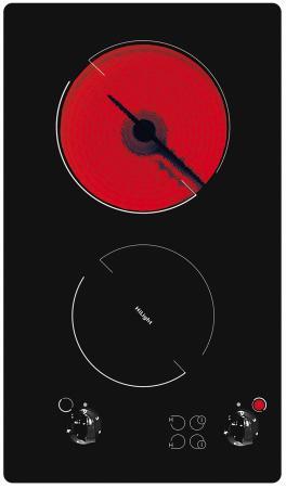 Варочная панель электрическая Hansa BHCS 38120030 черный