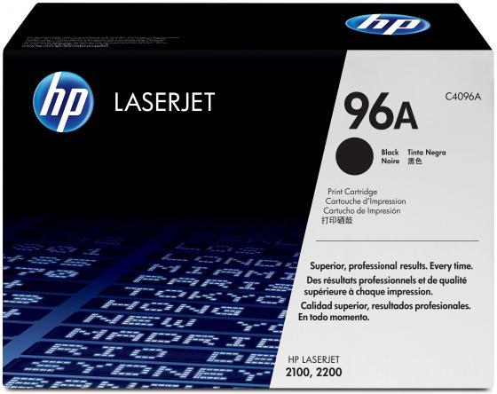 Картридж HP C4096A для LaserJet 2100 hp hp 650a черный картридж лазерный стандартная черный