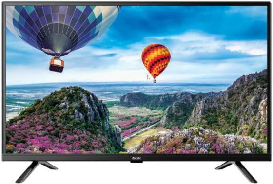 Фото - Телевизор LED 32 BBK 32LEM-1052/TS2C черный 1366x768 60 Гц USB телевизор bbk 32lem 1052 ts2c