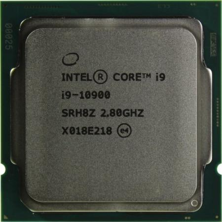 Фото - Процессор Intel Core i9 10900 2800 Мгц Intel LGA 1200 OEM процессор intel core i9 11900kf oem
