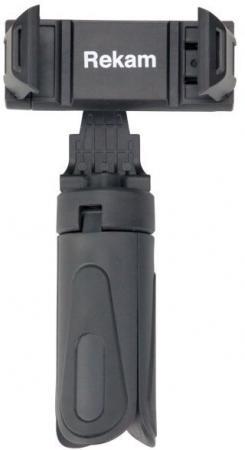 Фото - Штатив Rekam Pokipod настольный черный пластик (82гр.) rekam vest 10 xl черный