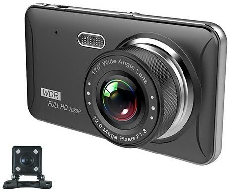 Видеорегистратор Sho-Me FHD-925 черный 3Mpix 1080x1920 1080p 170гр. JL5601