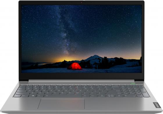 Фото - Ноутбук Lenovo Thinkbook 15-IIL 15.6 1920x1080 Intel Core i3-1005G1 256 Gb 8Gb Bluetooth 5.0 Intel UHD Graphics серый DOS 20SM0036RU ультрабук lenovo v14 iil 14 1920x1080 intel core i3 1005g1 256 gb 4gb intel uhd graphics серый windows 10 professional 82c400sfru