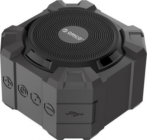 Bluetooth динамик портативный Orico SOUNDPLUS-A1-BK