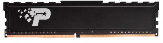 Оперативная память 32Gb (1x32Gb) PC4-25600 3200MHz DDR4 DIMM CL22 Patriot PSP432G32002H1 оперативная память 32gb 1x32gb pc4 25600 3200mhz ddr4 dimm cl22 patriot psd432g32002