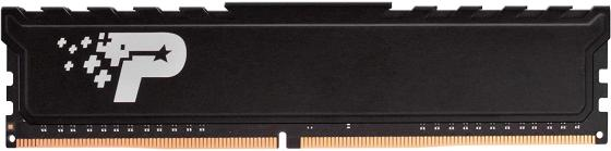 Фото - Оперативная память 8Gb (1x8Gb) PC4-21300 2666MHz DDR4 DIMM CL19 Patriot PSP48G266681H1 оперативная память 8gb 1x8gb pc4 21300 2666mhz ddr4 dimm cl19 patriot psd48g266681