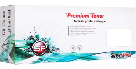 Картридж SuperFine SF-108R00909 для Xerox Phaser 3140 Phaser 3155 Phaser 3160 2500 Черный