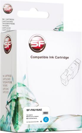 Фото - Картридж HP F6U16AE 953XL OfficeJet Pro-7740/8210/8710/8720/8730/8740 Cyan SuperFine hp 953xl f6u16ae голубой