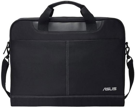 """Рюкзак для ноутбука ASUS NEREUS backpack чёрный (16"""", Polyester, 90-XB4000BA00060-)"""