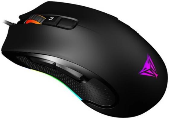 Игровая мышь Patriot Viper V550 (PixArt 3325, Omron, 9 кнопок, 5000 dpi, RGB подсветка, USB) недорого