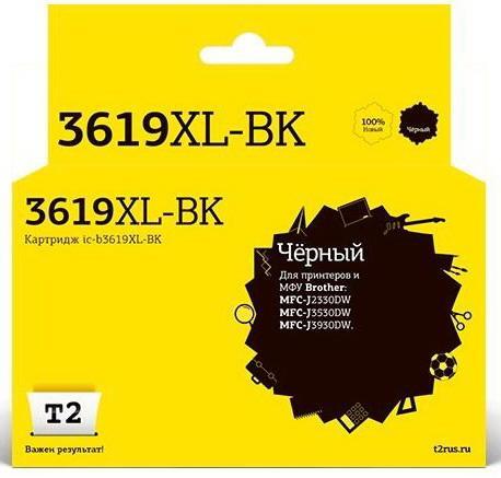Фото - IC-B3619XL-BK Картридж T2 для Brother MFC-J3530DW/MFC-J3530DW, черный, с чипом картридж t2 ic b985bk для brother dcp j125 j315w j515w mfc j220 j265w j410 260стр пурпурный