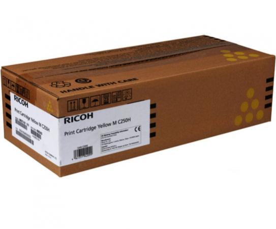 Фото - Принт-картридж желтый, тип M C250H картридж ricoh m c250h yellow