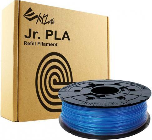 Фото - PLA катушка Junior, Mini, прозрачно-голубая экструдер быстрой замены серии junior