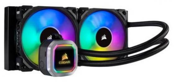 Фото - Hydro Series™ H100i [CW-9060033-WW] PRO RGB Liquid CPU Cooler , RTL {6} icue h115i elite capellix liquid cpu cooler [cw 9060047 ww]