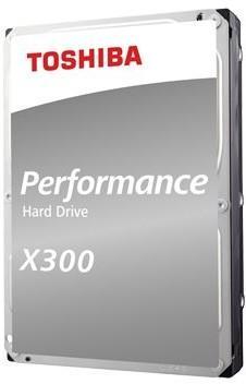 Жесткий диск 3.5 6 Tb 7200rpm 128Mb cache Toshiba X300 SATA III 6 Gb/s HDWR160EZSTA жесткий диск 3 5 6 tb 7200rpm 128mb cache toshiba sataiii hdwn160uzsva