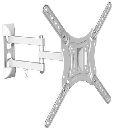 Фото - Кронштейн для телевизора Ultramounts UM 870W белый 23-55 макс.30кг настенный поворот и наклон кронштейн для телевизора ultramounts um 834t 37 70 настенный наклон
