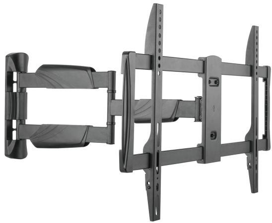 Фото - Кронштейн для телевизора Ultramounts UM 909 черный 37-75 макс.35кг настенный поворотно-выдвижной и наклонный кронштейн для телевизора ultramounts um 912 37 75 настенный поворотно выдвижной и наклонный
