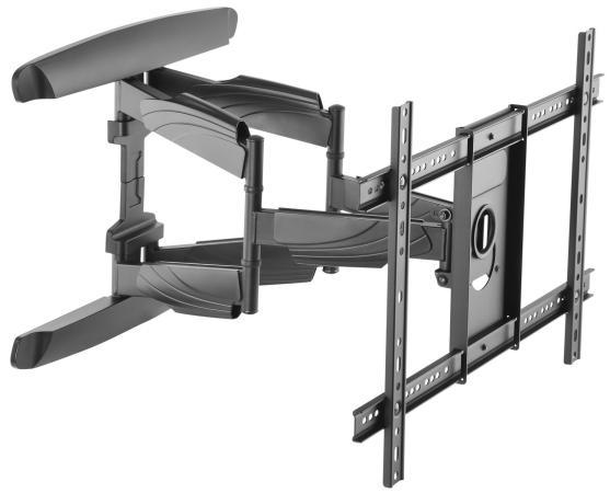 Фото - Кронштейн для телевизора Ultramounts UM 912 черный 37-75 макс.45кг настенный поворотно-выдвижной и наклонный кронштейн для телевизора ultramounts um 912 37 75 настенный поворотно выдвижной и наклонный