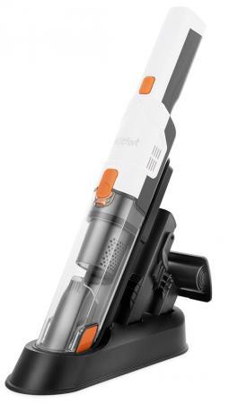 Пылесос ручной Kitfort КТ-579 90Вт серый
