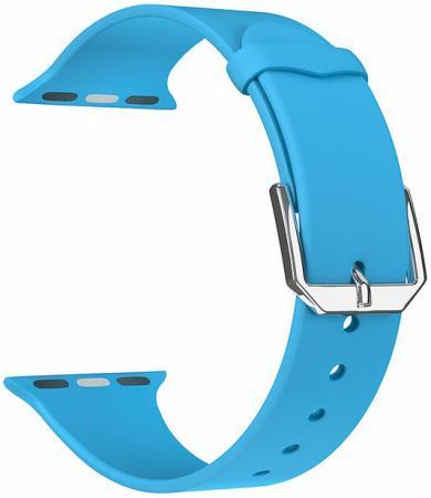 Фото - Ремешок Lyambda Alcor для Apple Watch голубой DS-APS08C-44-BL ремешок lyambda alcor для apple watch голубой ds aps08c 44 bl