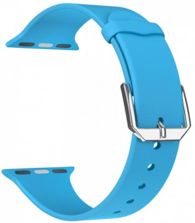 Фото - Ремешок Lyambda Alcor для Apple Watch голубой DS-APS08C-40-BL ремешок lyambda alcor для apple watch голубой ds aps08c 44 bl