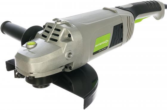 Углошлифовальная машина Интерскол УШМ-230/2000М 230 мм 2000 Вт