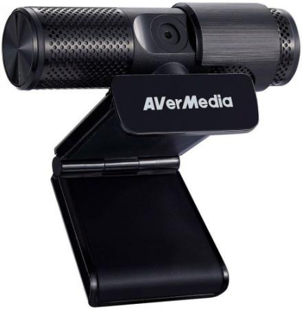Фото - Камера Web Avermedia PW 313 черный 2Mpix USB2.0 с микрофоном avermedia pw310o