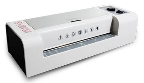 Ламинатор Deli E3891-EU A4 (80-200мкм) 25см/мин хол.лам. лам.фото реверс