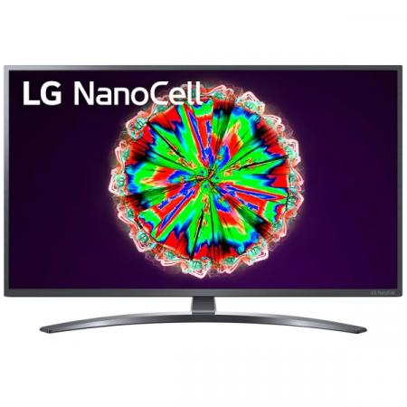 Фото - Телевизор 43 LG 43NANO796NF черный 3840x2160 50 Гц Wi-Fi Smart TV RJ-45 телевизор 43 lg 43uk6200 4k uhd 3840x2160 smart tv черный