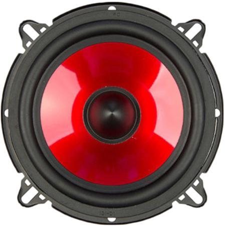 Колонки автомобильные Ural AS-C1327K Red (без решетки) 120Вт 91дБ 4Ом 13см (5дюйм) (ком.:2кол.) компонентные однополосные