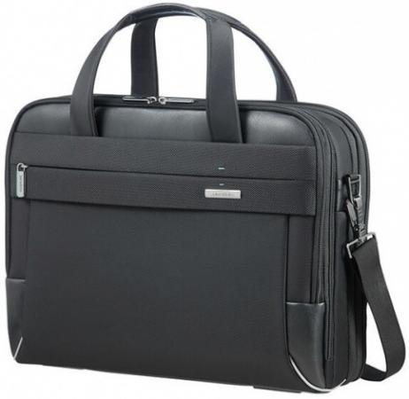 чемодан 15 6 samsonite ce7 009 09 полиэстер черный Сумка для ноутбука 14.1 Samsonite CE7*003*09 полиэстер черный