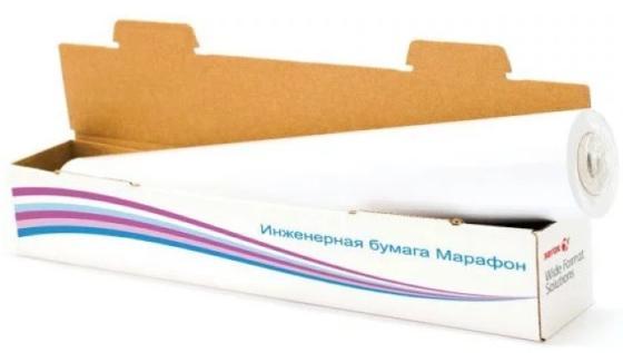 Фото - Бумага XEROX Инженерная бумага Марафон 75 г/м2. ( 0.620x150) м бумага марафон 80 a1 0 610х50м