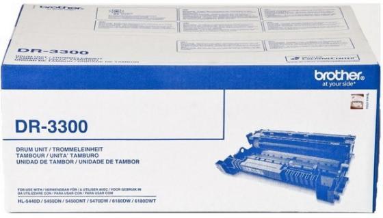 Драм-картридж EasyPrint DB-3300 для Brother HL-5440D/5450DN/5450DNT/5470DW/6180DW/DCP-8110DN/8250DN/MFC-8520DN/8950DW (30000 стр.) DR-3300 драм картридж easyprint db 3400 для brother hl l5000 5200 dcp l5500 mfc l5700 6800 50000 стр dr 3400