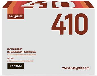 Фото - Тонер-картридж EasyPrint LP-410 для Panasonic KX-MB1500/1507/1520/1530/1536/1537 (2500 стр.) тонер картридж easyprint kx fat411a для panasonic kx mb1900ru 2000ru 2051ru 2000стр