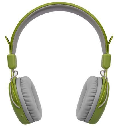 Фото - Наушники Rombica mysound BH-03 3C зеленый наушники беспроводные rombica mysound bh 14 blue