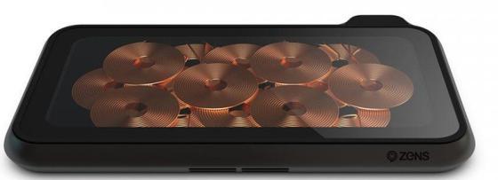 Беспроводное зарядное устройство ZENS Liberty 16 coil Dual Wireless Charger. Цвет черный.
