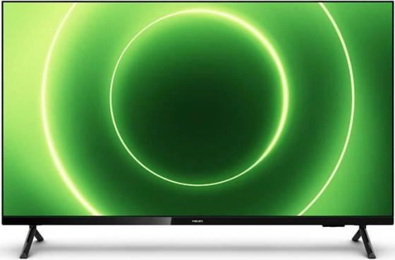 Фото - Телевизор LED Philips 32 32PHS6825/60 черный/HD READY/50Hz/DVB-T/DVB-T2/DVB-C/DVB-S/DVB-S2/USB/WiFi/Smart TV (RUS) зажигалки s t dupont st16253