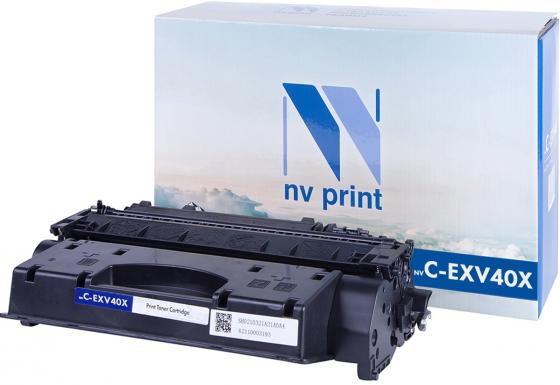 Фото - Картридж NV-Print NV-CEXV40X для Canon IR-1133 iR-1133A IR-1133iF 6000стр Черный картридж nv print nv cexv18 для для canon ir 1018 1020 1022 1023 1024 8400стр черный