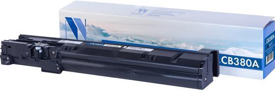 Фото - Картридж NVP совместимый NV-CB380A Black для HP Color LaserJet CP6015dn/ CP6015n/ CP6015xh (16500k) картридж nvp совместимый nv cf530a black для hp color laserjet pro m180n m181fw 1100k