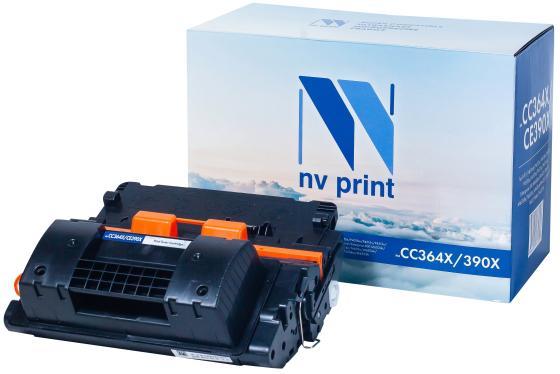 Фото - Картридж NVP совместимый NV-CC364X/СE390Х для HP LaserJet P4015dn/P4015n/P4015tn/P4015x/P4515n/P4515tn/P4515x/P4515xm/Enterprise 600 M602dn/M602n/M602x/M603dn/M603n/M603xh/M4555/M4555f/M4555fskm/M4555h(24000k) картридж nv print cc364x cc364x cc364x cc364x для для hp laserjet p4010 p4015 p4015dn p4015n p4015tn p4015x p4510 p4515 p4515n p4515tn p4515x p4515xm 24000стр черный
