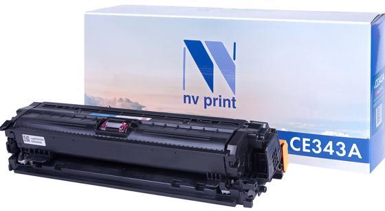 Фото - Картридж NV-Print NV-CE343A для HP LaserJet 700 M775dn LaserJet 700 M775f LaserJet 700 M775z LaserJet 700 M775z+ 16000стр Пурпурный картридж nv print ce263a пурпурный для hp cp4520 cp4525