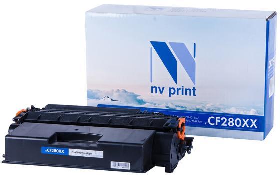 Картридж NVP совместимый NV-CF280XX для HP LaserJet Pro 400 MFP M425dn/ 400 MFP M425dw/ 400 M401dne/ 400 M401a/ 400 M401d/ 400 M401dn/ 400 M401dw (10000k)