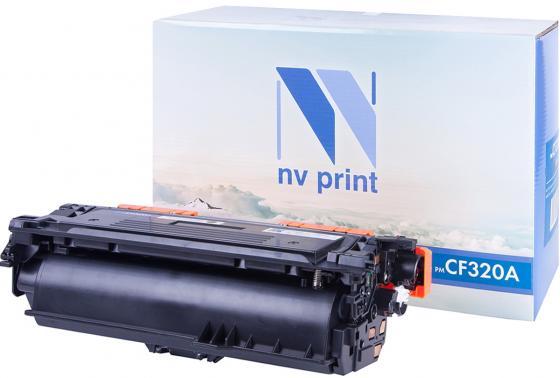 Фото - Картридж NVP совместимый NV-CF320A Black для HP Color LaserJet M651dn/ M651n/ M651xh/ M680dn/ M680f/ M680z (11500k) картридж nvp совместимый nv ce264x black для hp color laserjet cm4540 cm4540f cm4540fskm 17000k