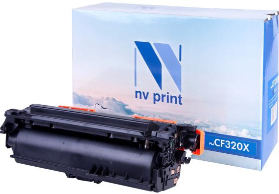 Фото - Картридж NVP совместимый NV-CF320X Black для HP Color LaserJet M680dn/ M680f/ M680z (21000k) картридж nvp совместимый nv cf530a black для hp color laserjet pro m180n m181fw 1100k