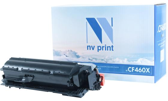 Фото - Картридж NV-Print NV-CF460X для HP Color Laser Jet M652DN Color Laser Jet M653DN Color Laser Jet M653X 27000стр Черный картридж sakura c4096a для hp laser jet 2100 2200 2100m 2100tn черный 5000 к