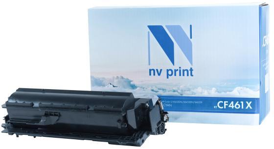 Фото - Картридж NV-Print NV-CF461X для HP Color Laser Jet M652DN Color Laser Jet M653DN Color Laser Jet M653X 22000стр Голубой картридж sakura c4096a для hp laser jet 2100 2200 2100m 2100tn черный 5000 к