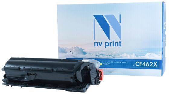 Фото - Картридж NV-Print NV-CF462X для HP Color Laser Jet M652DN Color Laser Jet M653DN Color Laser Jet M653X 22000стр Желтый картридж sakura c4096a для hp laser jet 2100 2200 2100m 2100tn черный 5000 к