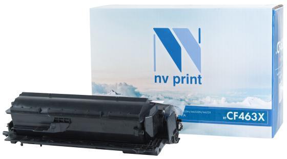 Фото - Картридж NV-Print NV-CF463X для HP Color Laser Jet M652DN Color Laser Jet M653DN Color Laser Jet M653X 22000стр Пурпурный картридж sakura c4096a для hp laser jet 2100 2200 2100m 2100tn черный 5000 к